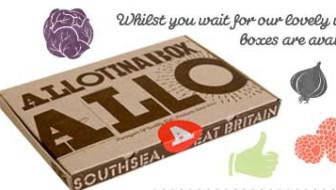 alotinabox - complete makkelijke moestuin in een doos