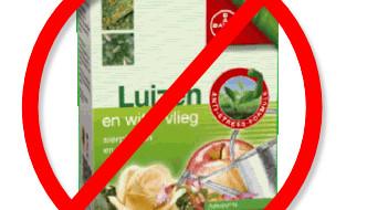 bestrijdingsmiddelen verboden wegens bijensterfte
