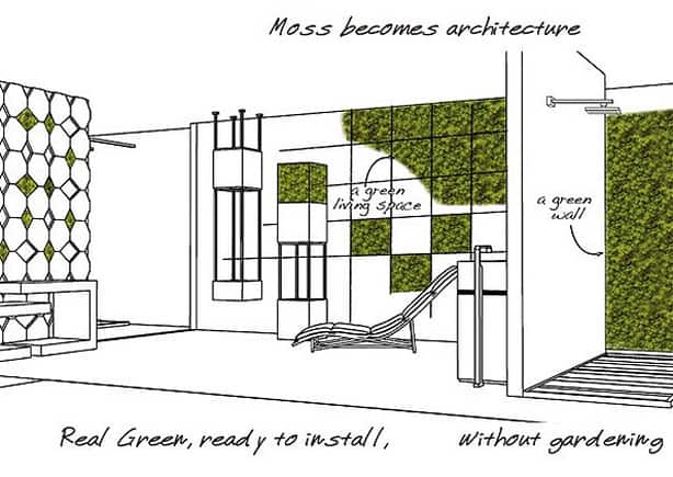 mosstiles diagram architecture vertical tuin van mos