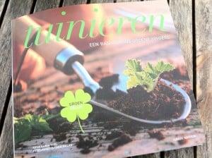 basiscursus groene vingers - tuinieren - cover