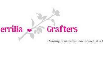 guerilla gardening door enten van vruchtenbomen - logo