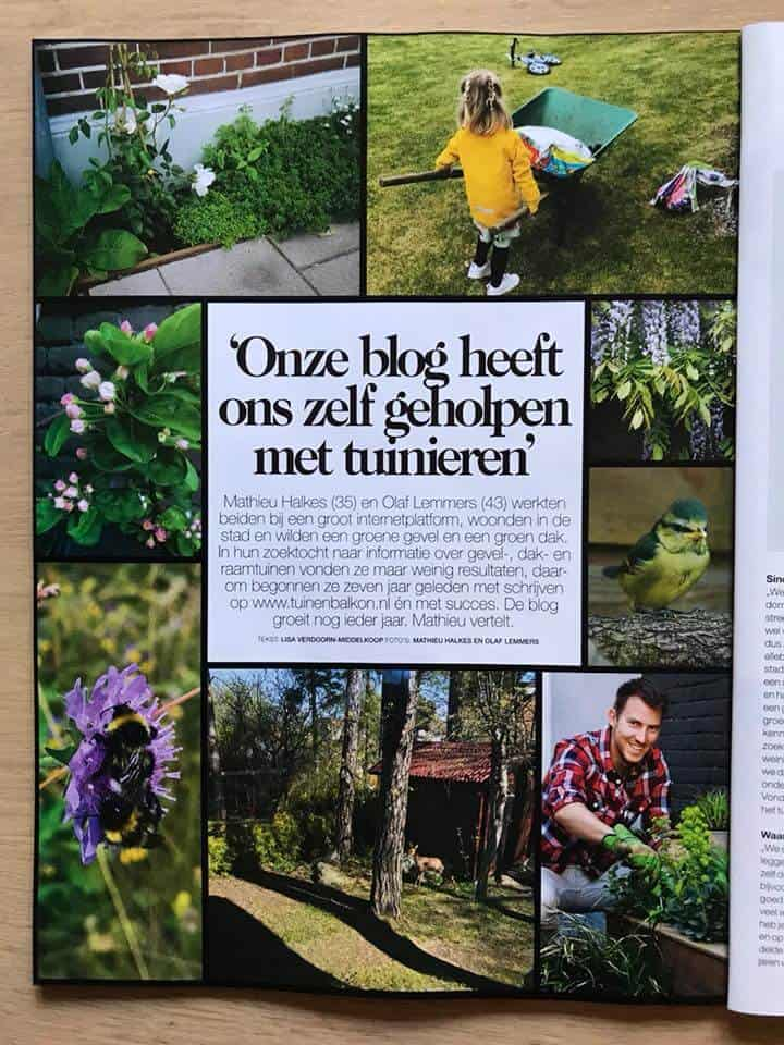 tuinenbalkon in tuinseizoen magazine